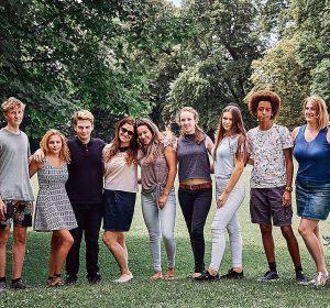 Friends in Study Academy Vienna