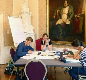 German classes at Study Academy Vienna
