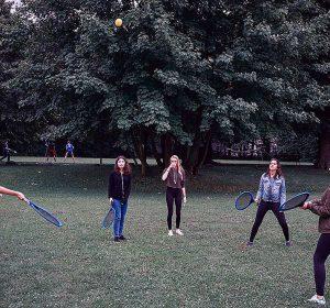 Badminton in Vienna